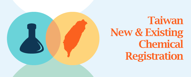 Taiwan New&Existing Chemical Registration